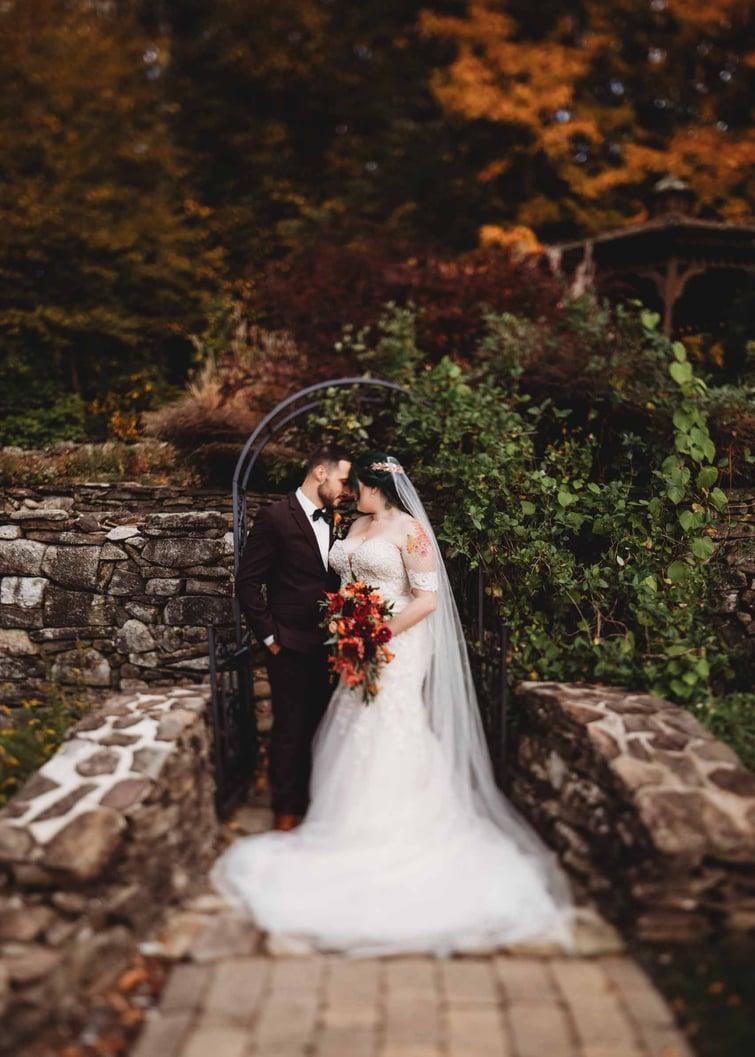 Madison & Tyler's Wedding at Granite Rose