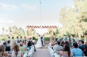 Ceremony - Menifee Lakes - Menifee, California - Riverside County - Wedgewood Weddings
