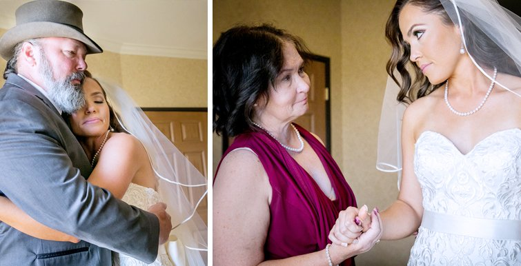 Mother and father of the bride - The Retreat by Wedgewood Weddings