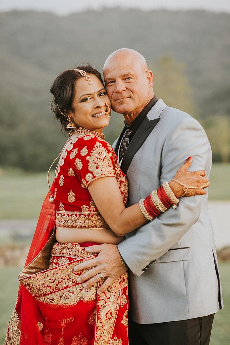 Indian Fusion Wedding at Eagle Ridge