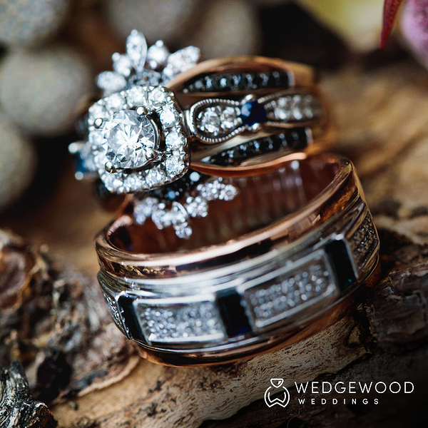 Wedgewood Weddings rings