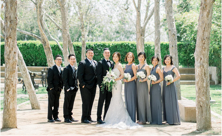 Rio Hondo by Wedgewood Weddings - Wedding Party at Joanne & Mike's celebration