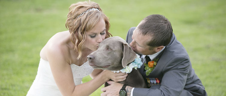 San Clemente by Wedgewood Weddings is the perfect pup playground on your wedding day