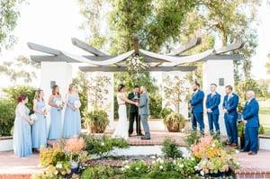 Ceremony - San Clemente - San Clemente, California - Orange County - Wedgewood Weddings