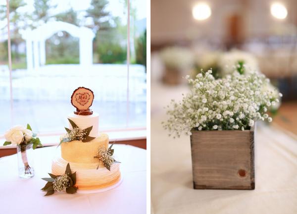Simple Chic Decor Ideas by Wedgewood Weddings