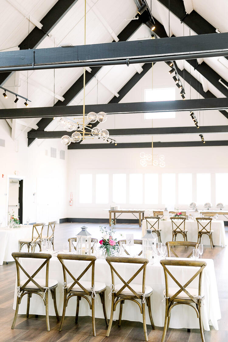 The Stunning Vaulted Ballroom of The Carlsbad Windmill