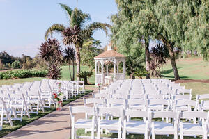 Ceremony Site - Sterling Hills - Camarillo, California - Ventura County - Wedgewood Weddings