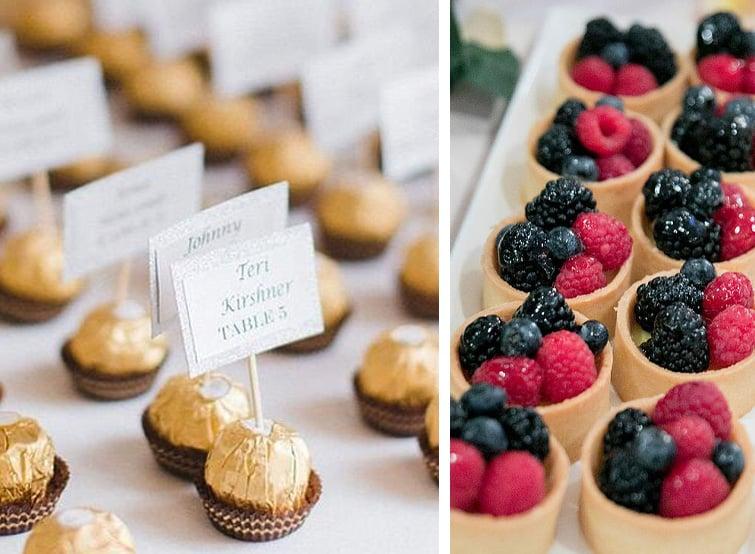 Sweet Details - Sequoia Mansion by Wedgewood Weddings