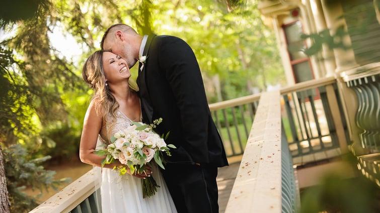 Tapestry House Wedding | Wedgewood Weddings