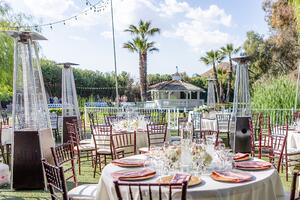 Outdoor Reception - The Orchard - Menifee, California - Riverside County - Wedgewood Weddings