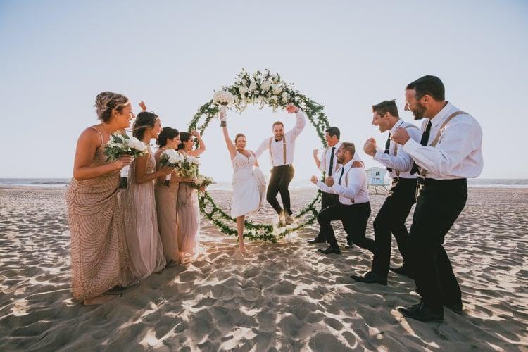 Pacific View Tower by Wedgewood Weddings