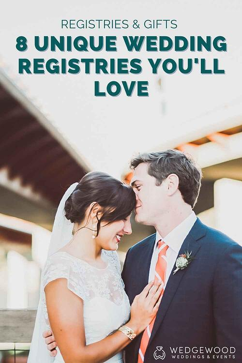 There's nothing more satisfying than creating your wedding registry! As weddings have evolved, so have the options for registries. No matter what your preferences or interests are, there's a registration that's perfect for you! Check out these popular alternatives for wedding registry stores featuring everything from honeymoons to wine and adventures to art. This may become your favorite part of wedding planning.