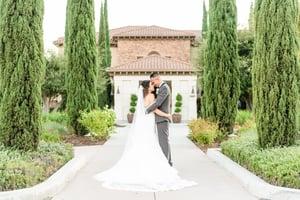 Bride & Groom - Vellano - Chino Hills, California - Riverside County - Wedgewood Weddings
