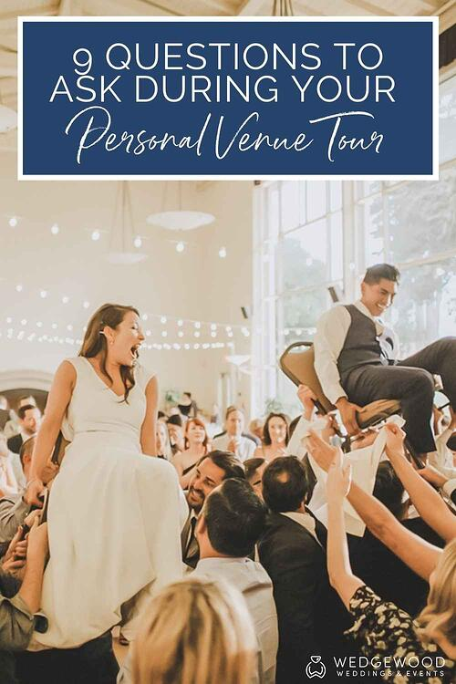 Need help finding a wedding venue? Not sure where to start? Read these nine critical questions you need to ask before or during your venue tour. Find the right ceremony and reception space easily. Unbiased help for newly engaged couples. How to shortlist venues, how to select vendors, downloadable checklist!