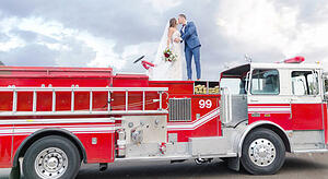 Wedgewood Weddings Honors First Responders