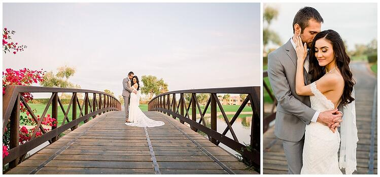 Nicole and Denis Real Wedding at Ocotillo Oasis