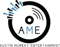 Logo for Austin Murray Entertainment - Temecula Wedding DJ
