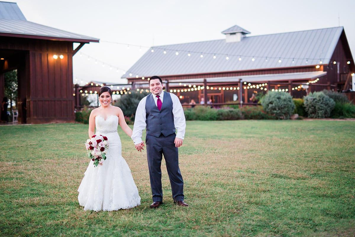 Hofmann Ranch in San Antonio is a rustic Texas wedding venue