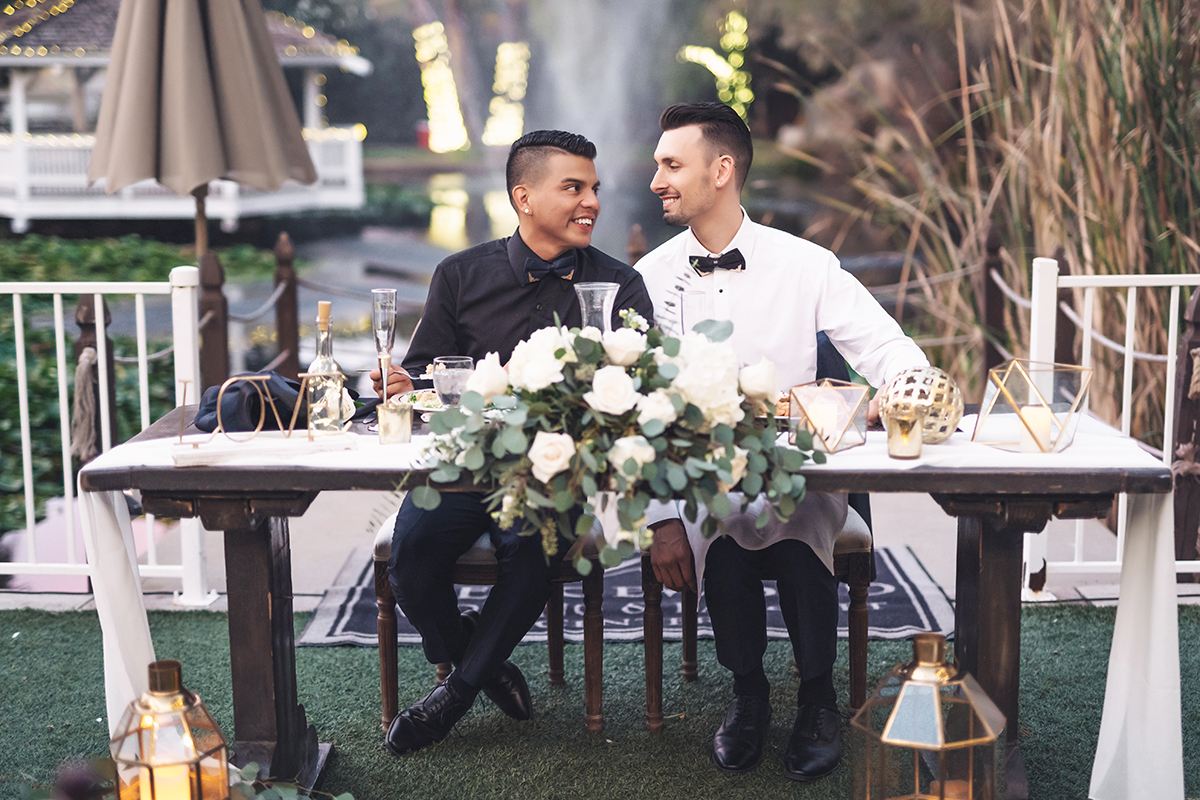 The Orchard is a gay-friendly outdoor wedding venue in Menifee, CA