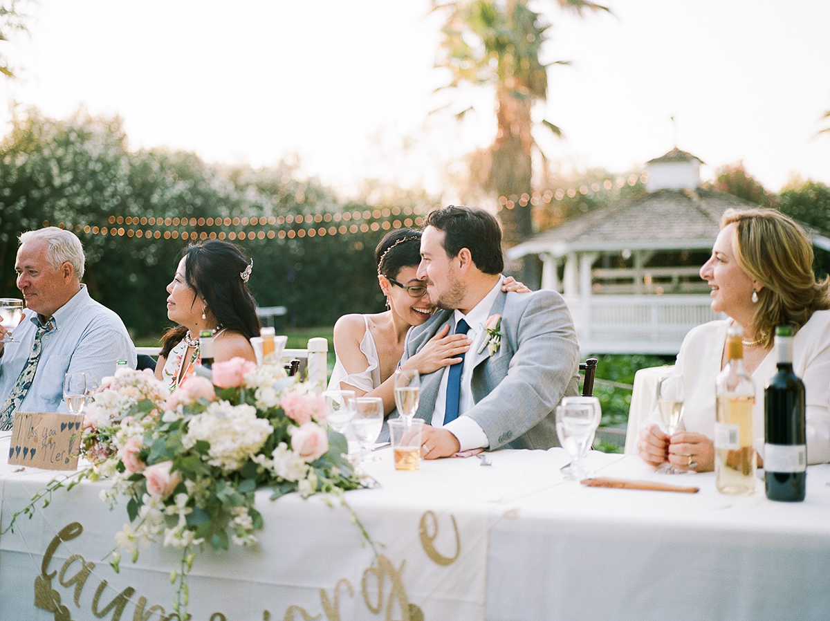 Stunning Outdoor Wedding at The Orchard in Menifee, CA