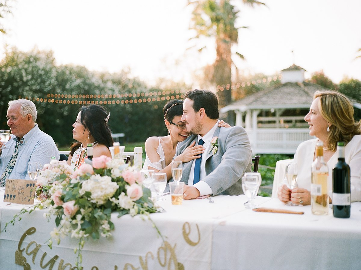 The Orchard is an outdoor-only wedding venue located in the Inland Empire