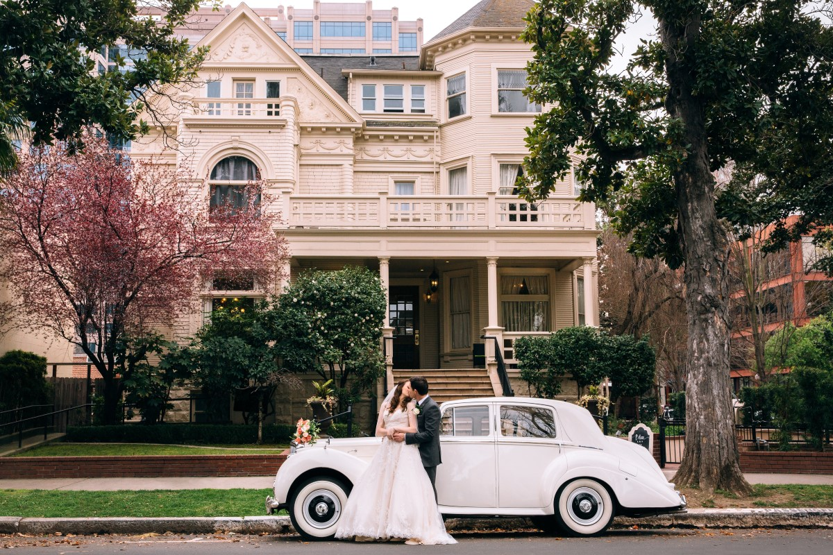 Sterling Hotel is an all-inclusive Downtown Sacramento wedding venue