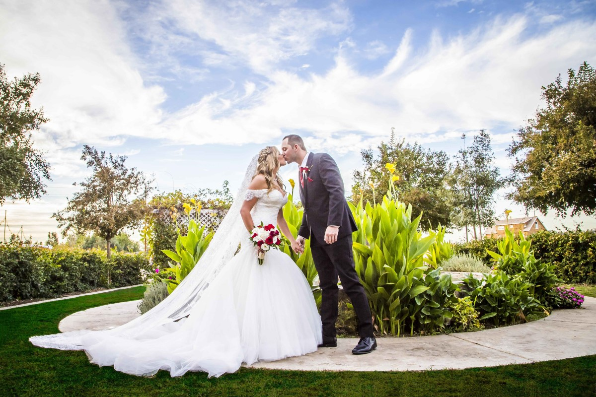 The Orchard is an outdoor-only wedding venue in the Inland Empire