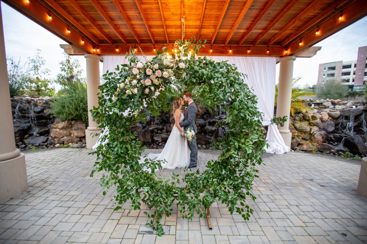 Union Brick is a brand new Sacramento wedding venue located in Roseville