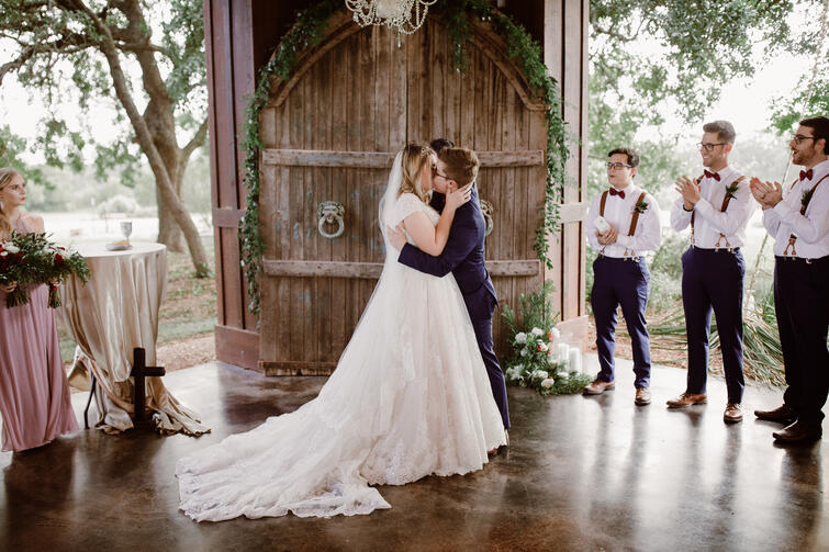wedding-arbor-idea-vintage-door-hofmann-ranch