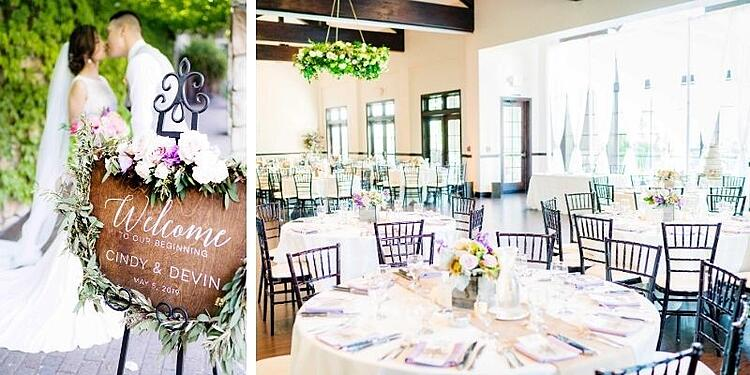 Upscale Fairytale Decor Theme at Stonetree Estate