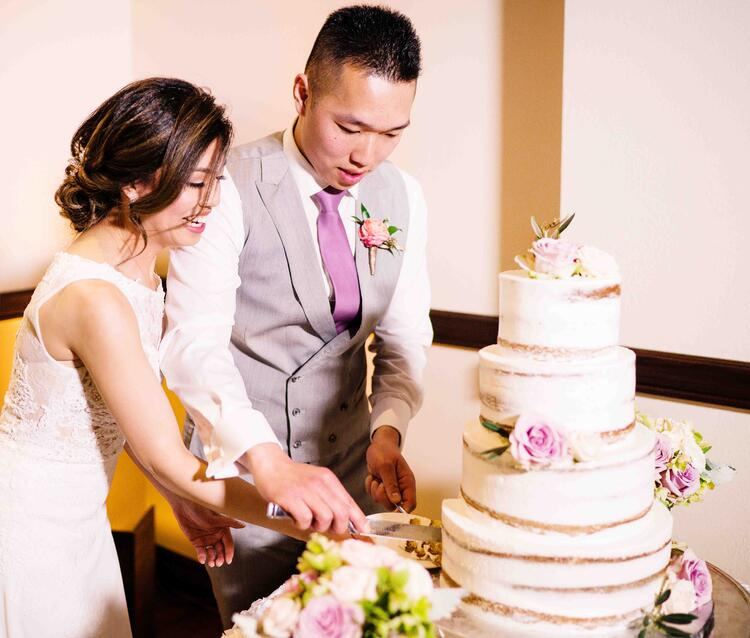 Traditional Cake Cutting
