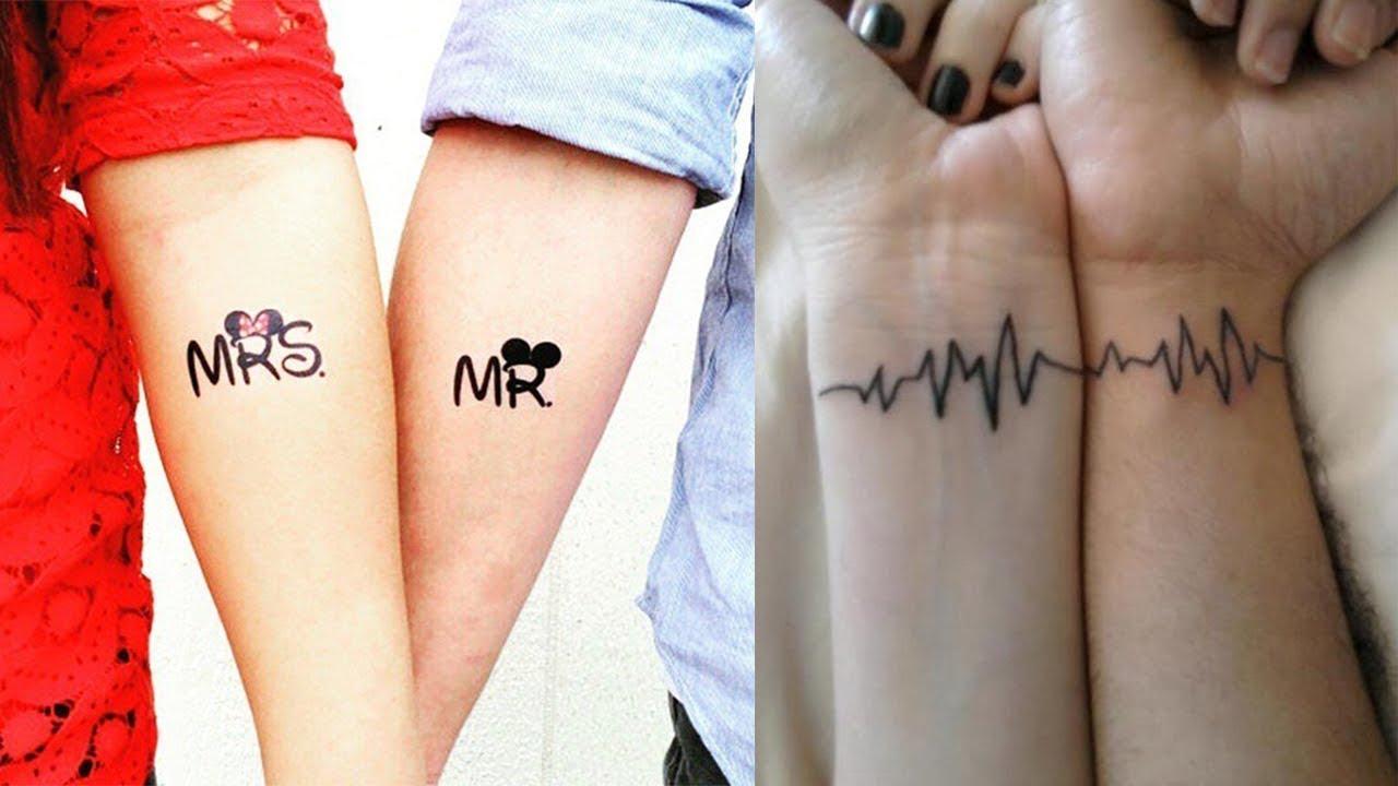 Tattoo Ideas: Couple Designs