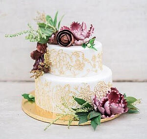 cutecakes-weddingcake-pinkfloral