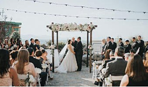Crisp, Clean, Elegant Wedding Venue: Must See! Decadent Chandeliers, Exquisite Fixtures, Double-Height Ceilings