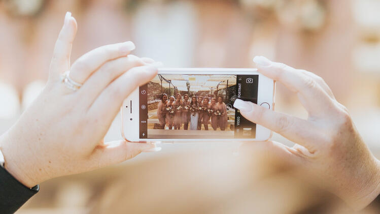 The ultimate guide to live-streaming your wedding