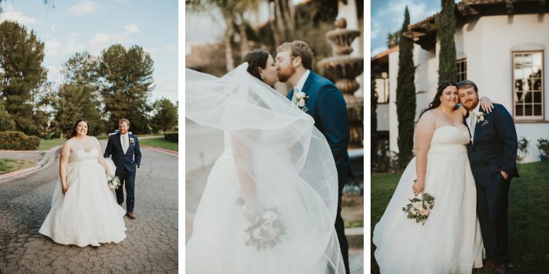 Romantic Wedding | The Taylors | Menifee Lakes by Wedgewood Weddings