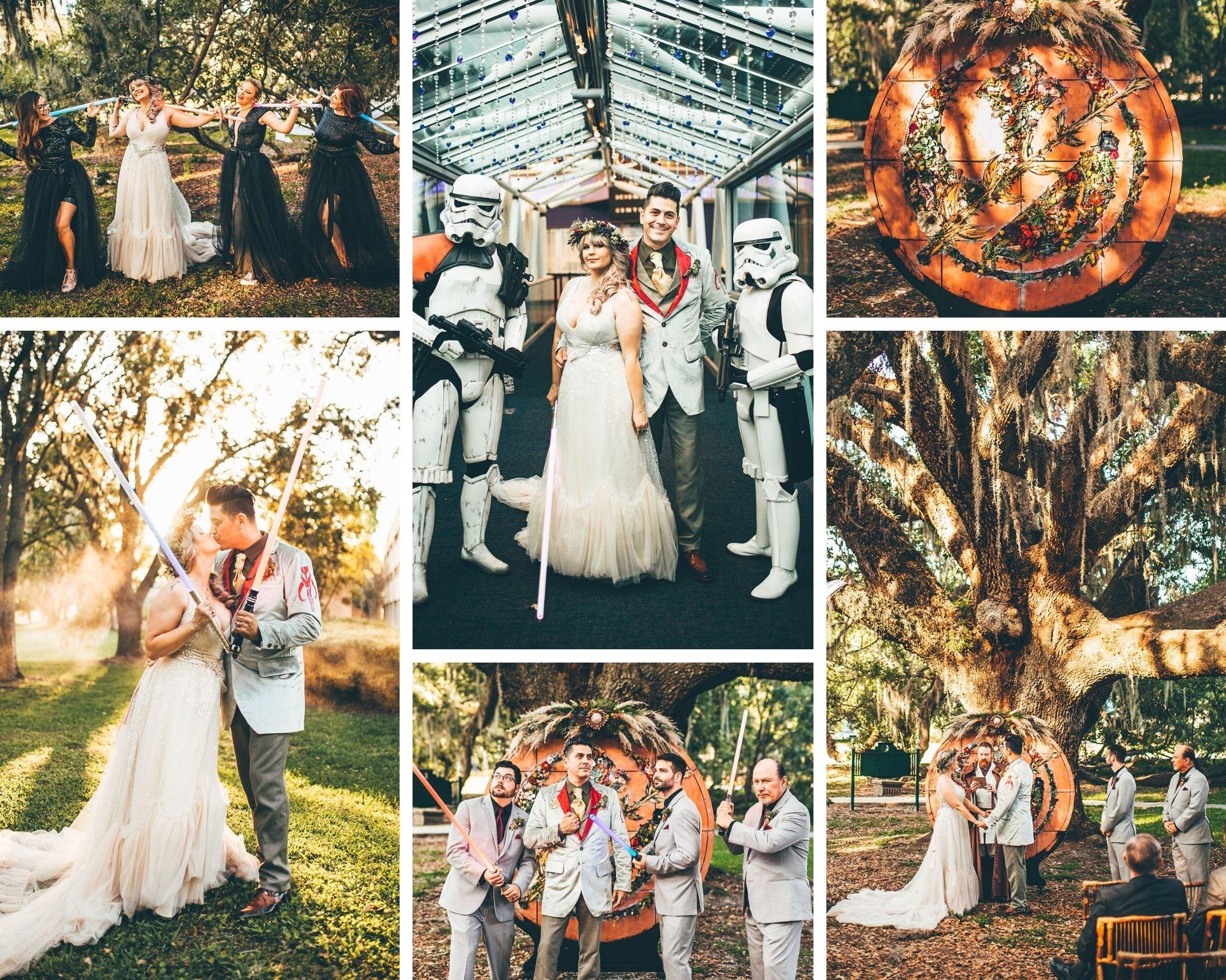 orlandosciencecenter-starwars-wedding