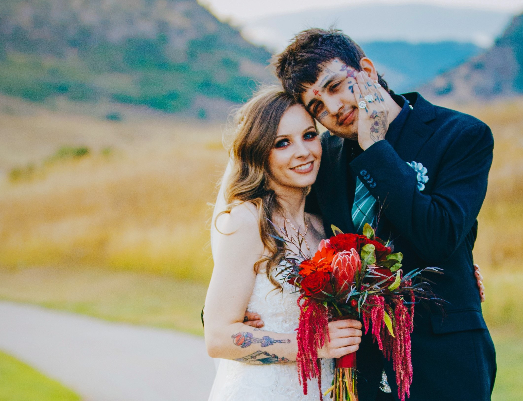 Meet Allie and Allistar at their Harry Potter themed wedding!