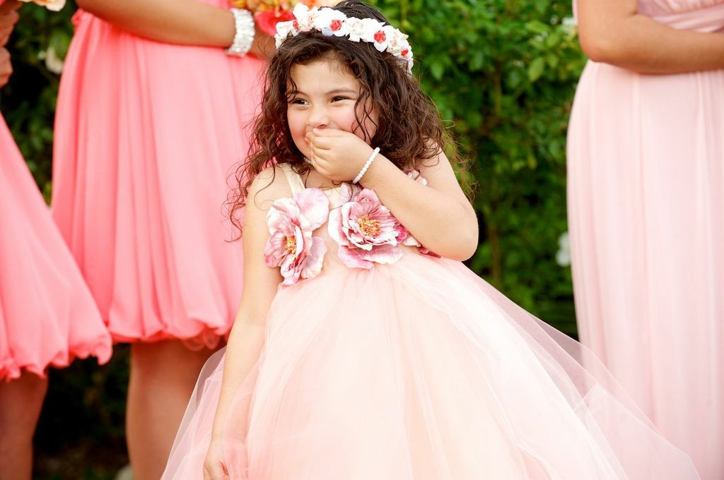 Bridesmaids of all ages - Wedgewood Weddings