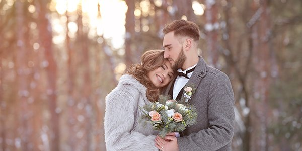 Fall and Winter Weddings are loved by Couples and Their Guests!