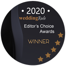 Wedding Rule 2020 Winner - Lindsay Grove by Wedgewood Weddings