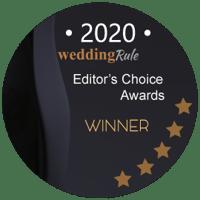 2020 Editors Choice Winner = Black Forest by Wedgewood Weddings