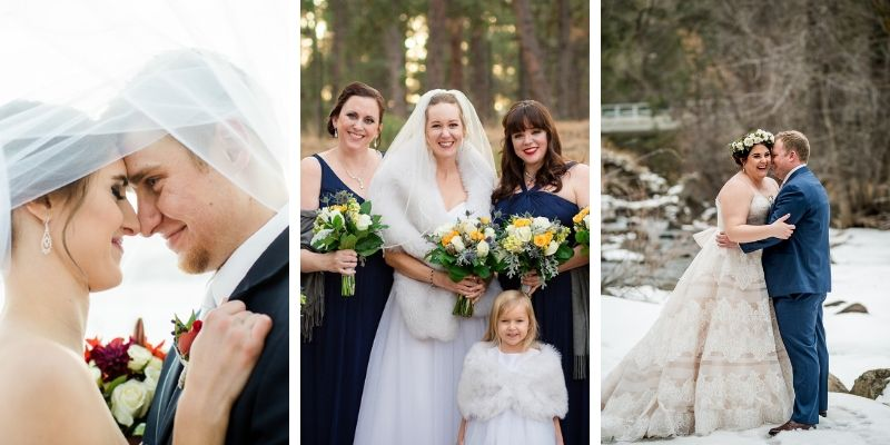 joyful winter weddings hosted by wedgewood weddings