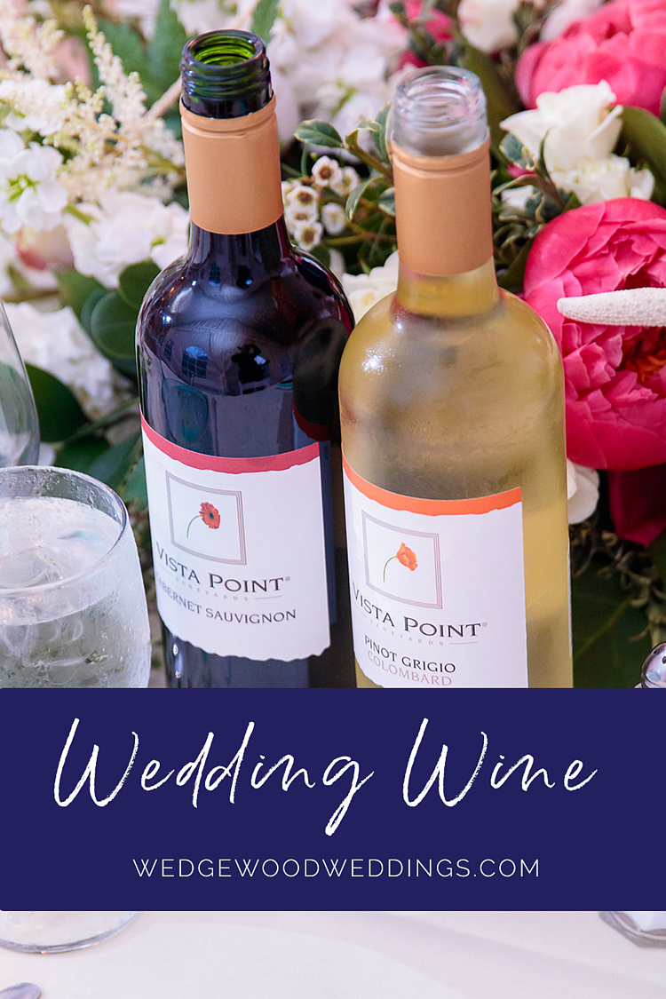 Pairing the right wine with the right food at your wedding reception can feel like a high-pressure decision. Let's break it down so that you feel confident about your wine selection. Today, I'm going to run through typical features of common varietals and my favorite menu options. From Chardonnay to Pinot Grigio to Cabernet Sauvignon to Pinot Noir and Merlot - find out which wine goes with which food so you can feel confident in your choices.