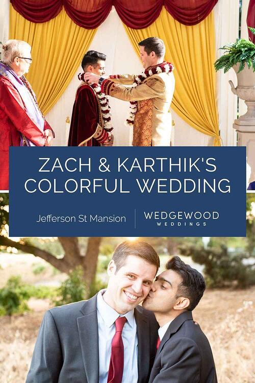 We love to share wedding experiences so you can see our favorite venues in action. Here we're taking a look back at a beautiful wedding hosted at the Jefferson St. Mansion in historic Benicia, CA. Zach and Karthik celebrated their love for one another at the venue featuring tranquil surroundings, bay views, and magnificent gardens. Hear from the couple, and their DJ, Florist, Cakemaker, and venue team in this glimpse behind the scenes. Enjoy!