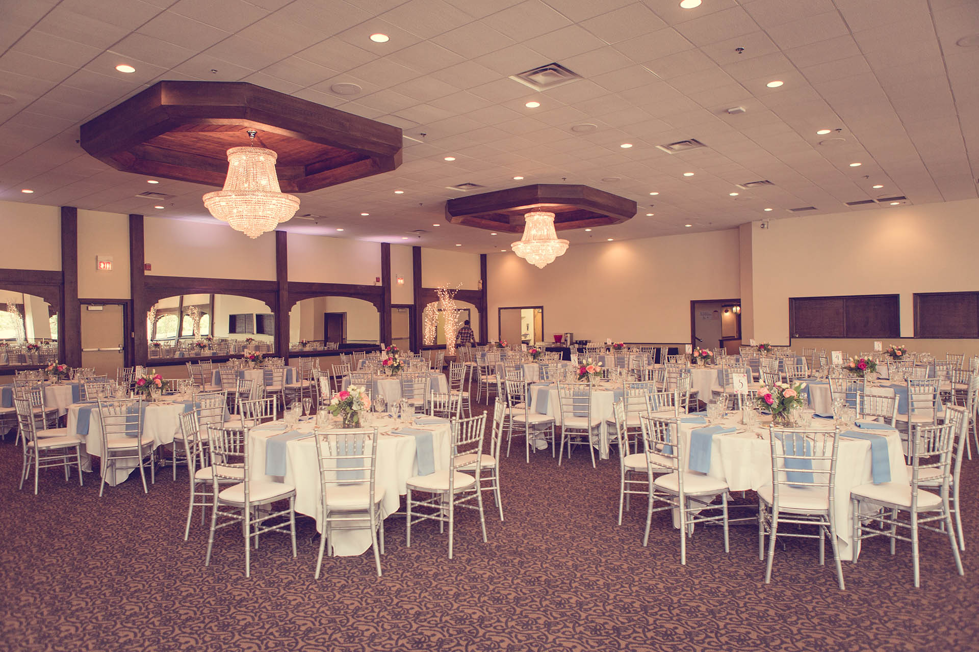 Wedding Reception In The Chandler Room
