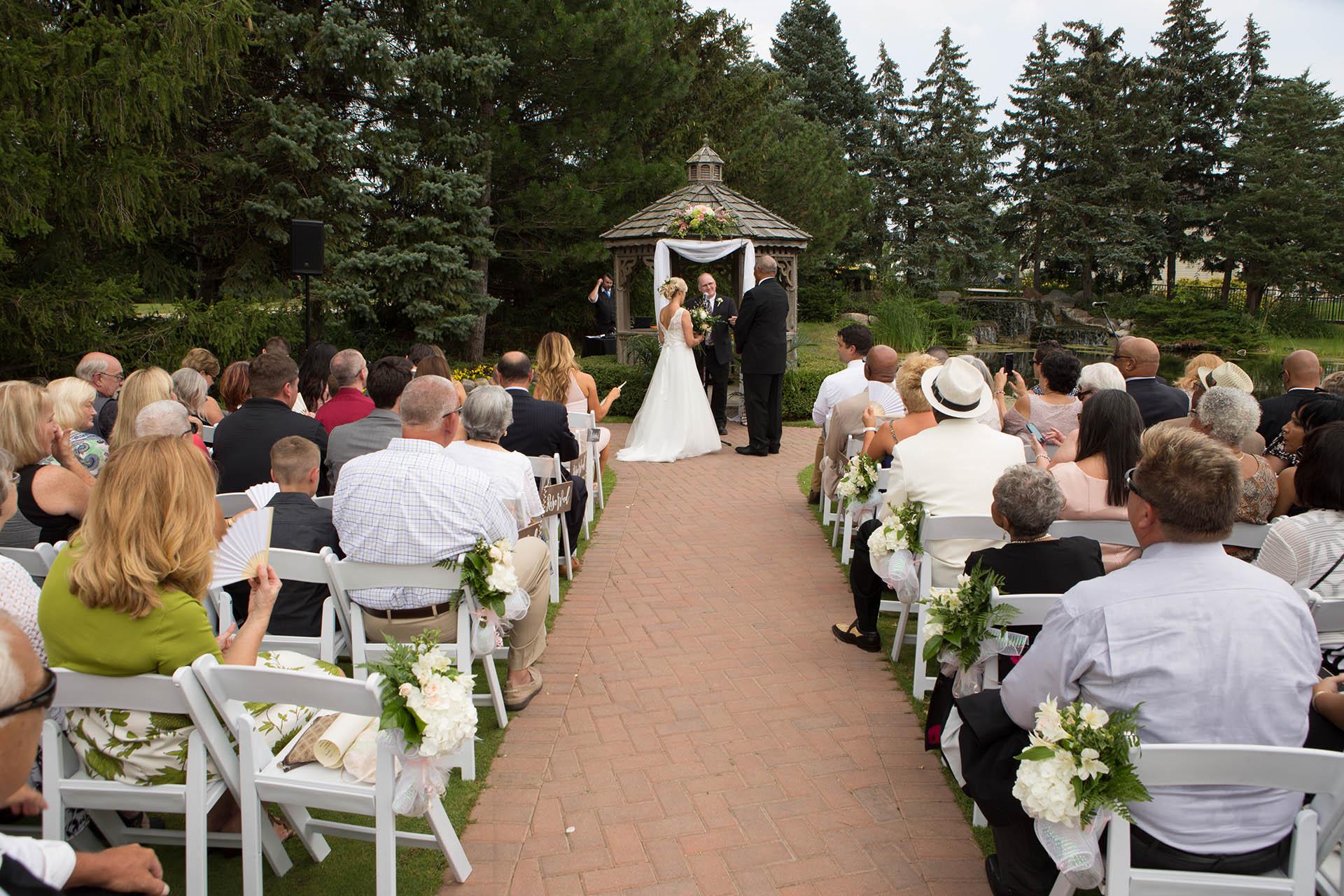 North Shore Wedgewood Weddings