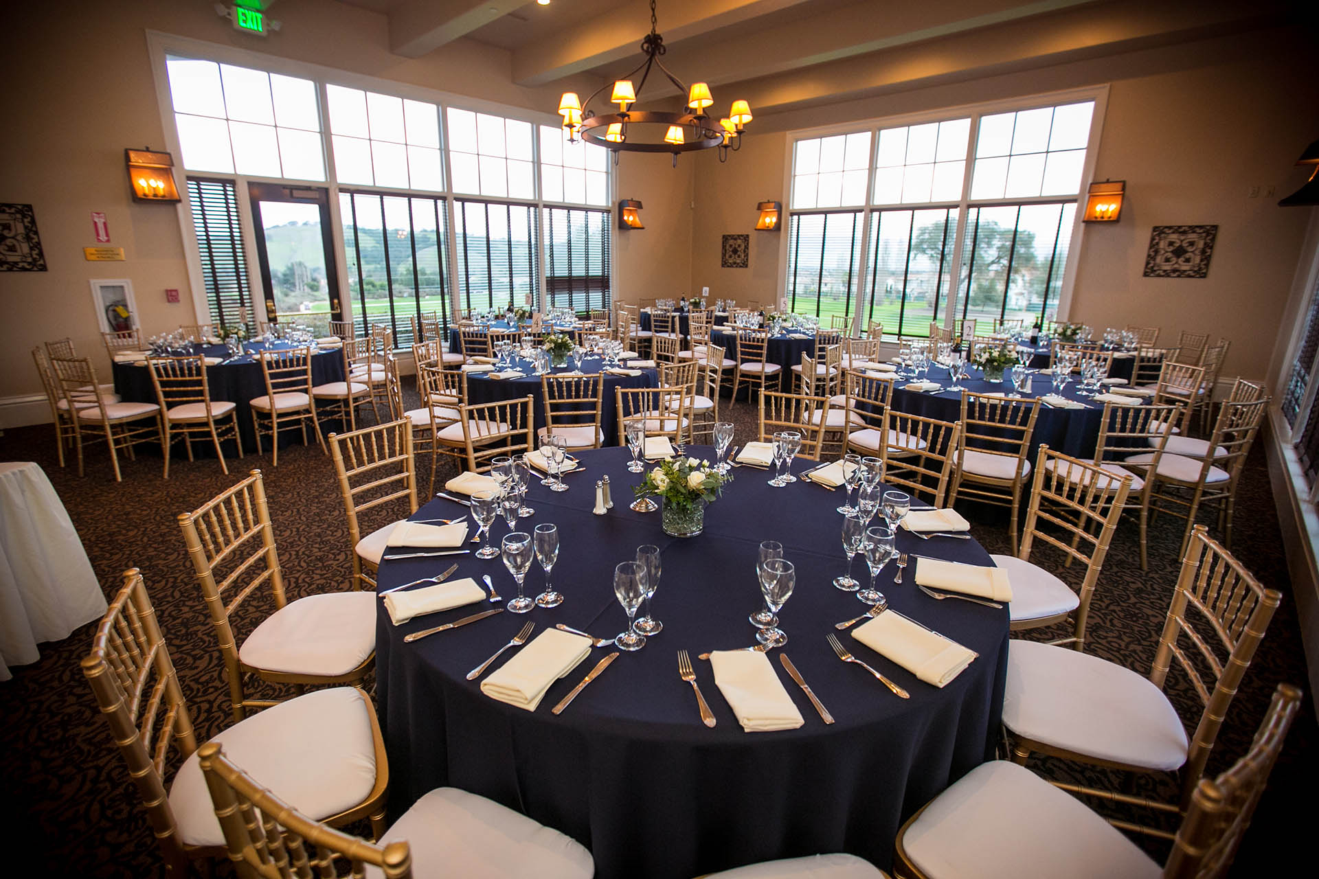 San Jose Area Wedding Reception At Wedgewood Weddings Eagle Ridge