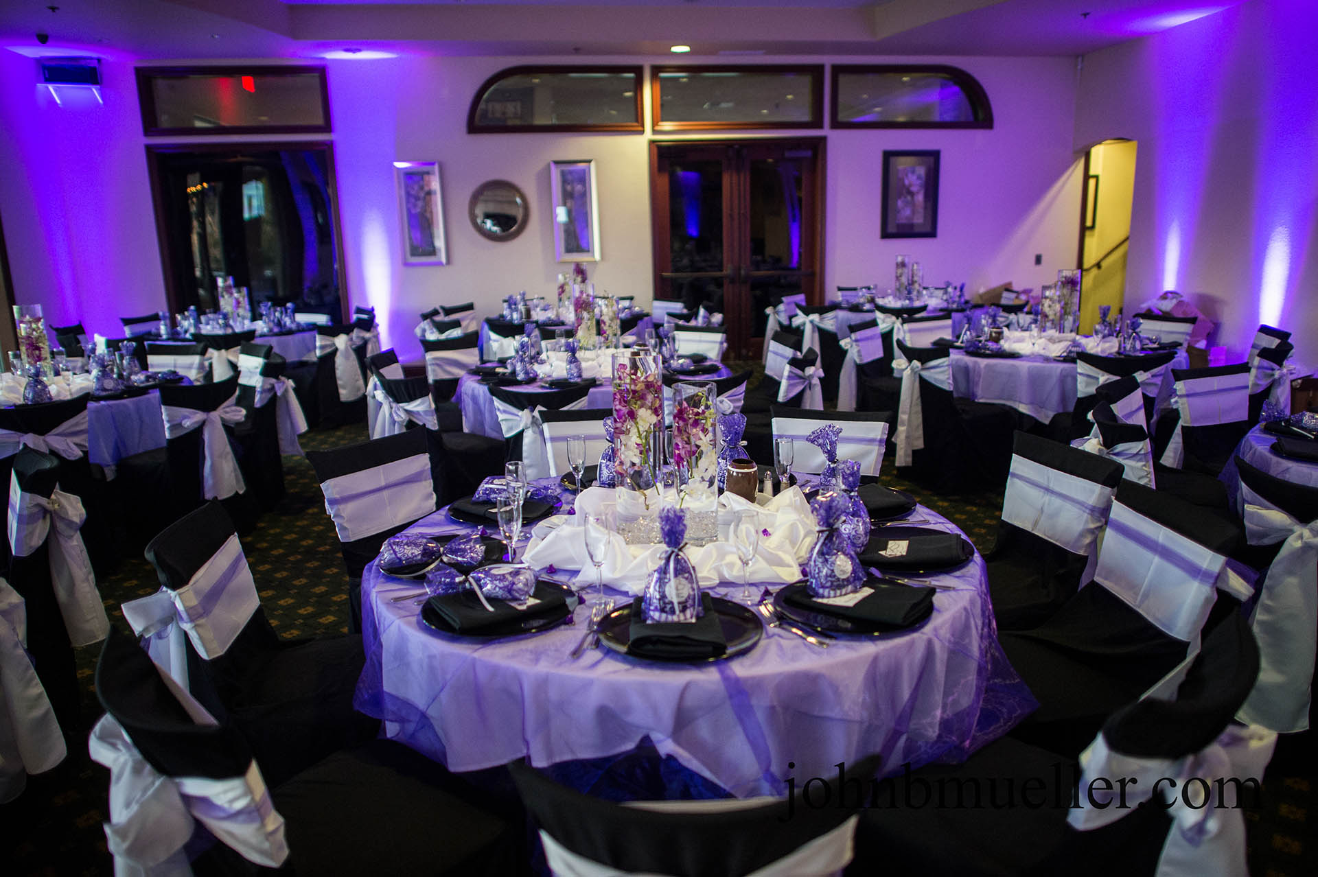 Wedding Reception At Wedgewood Weddings Sterling Hills Ventura County