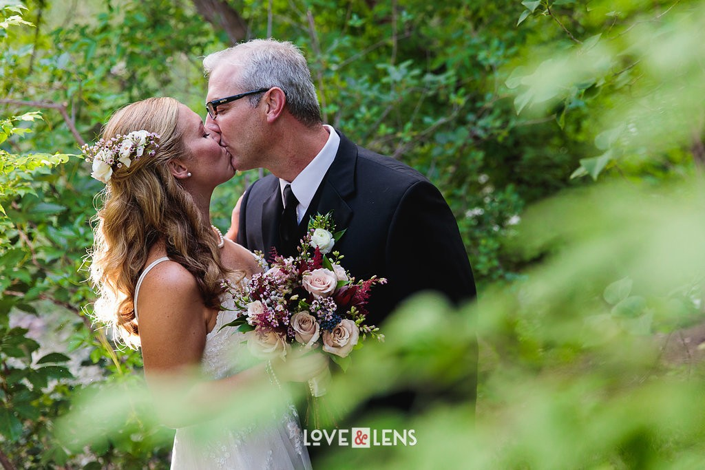 Wedgewood Weddings Boulder Creek Romantic Real Wedding Feature
